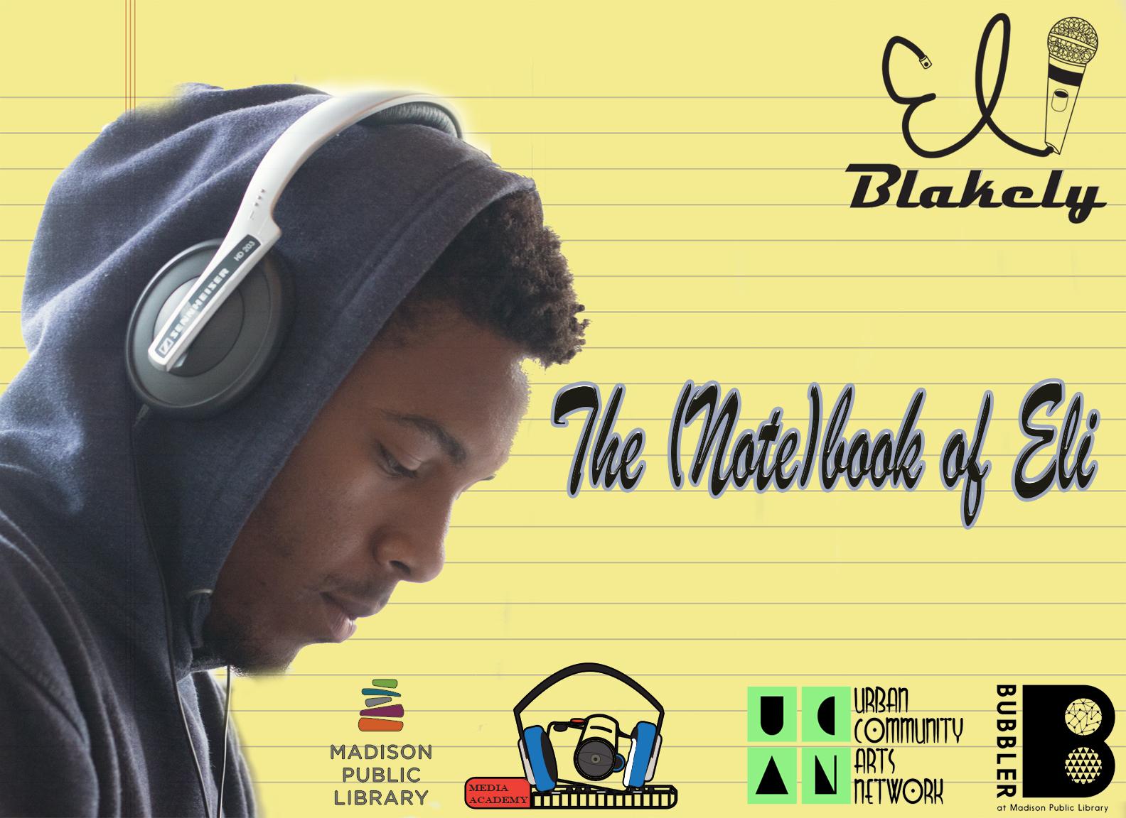 "2018 Media Academy Album: ""The Book of Eli"" by Eli Blakely"