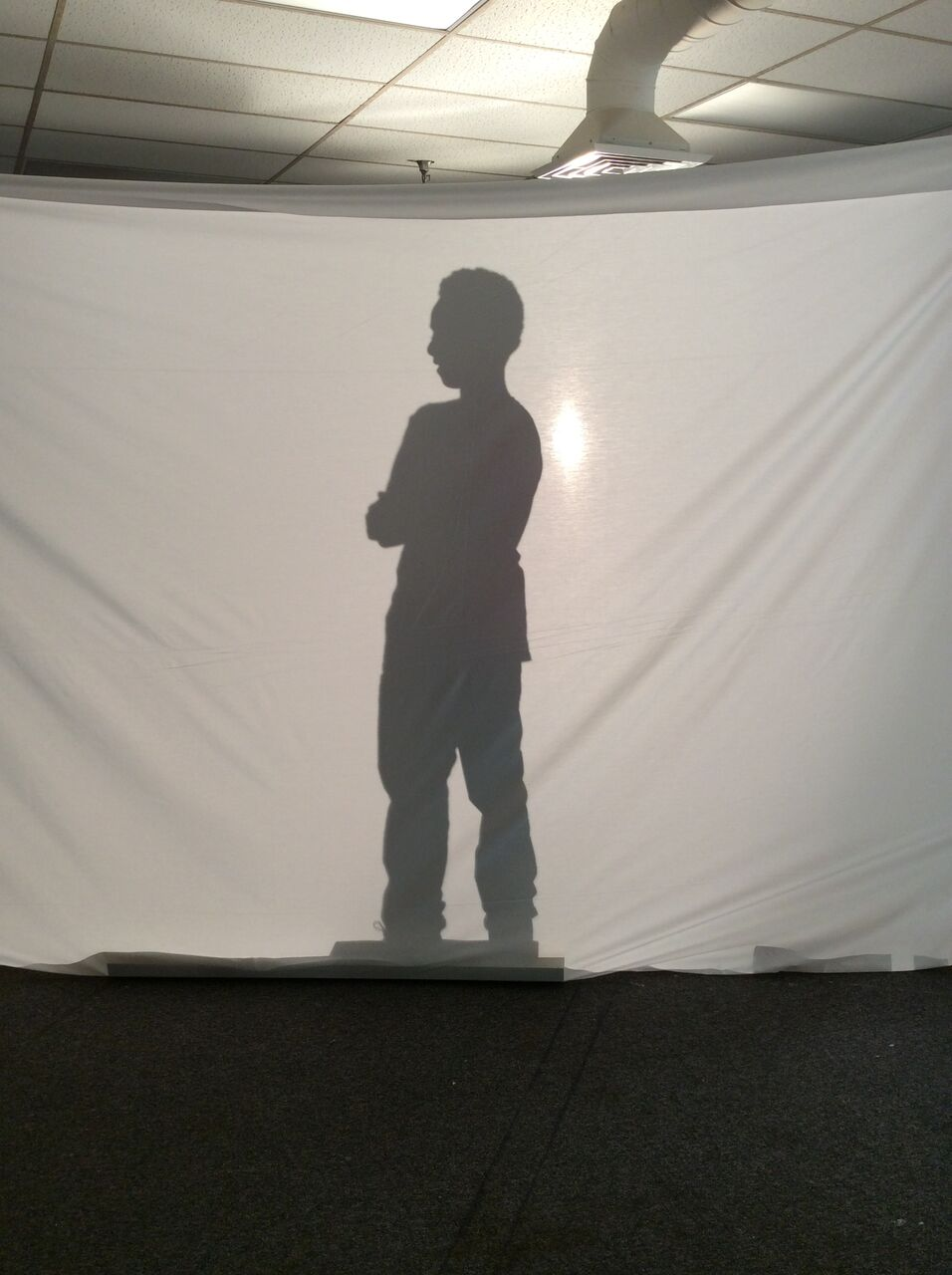 Young Pac Silhouette 2