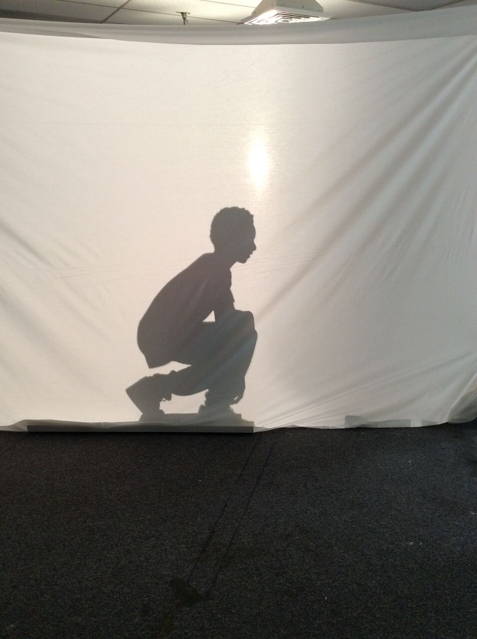 Young Pac Silhouette 1