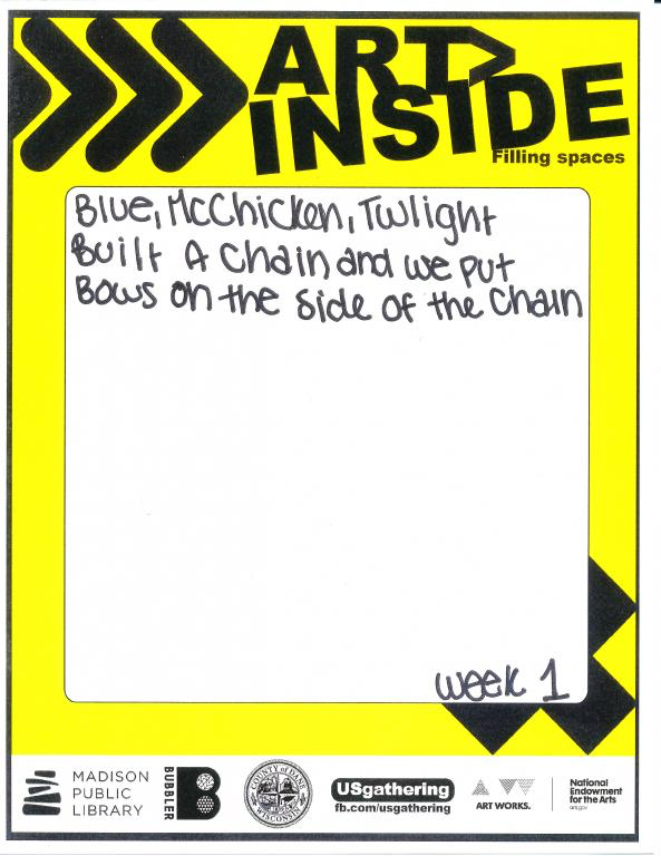 handwritten teen instructions from three teens