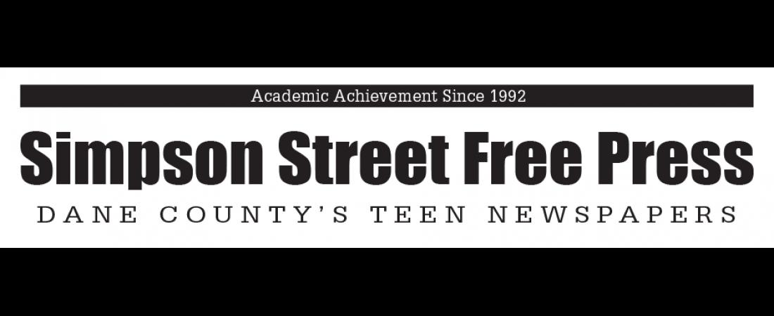 Simpson Street Free Press logo