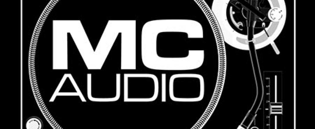 MC Audio logo