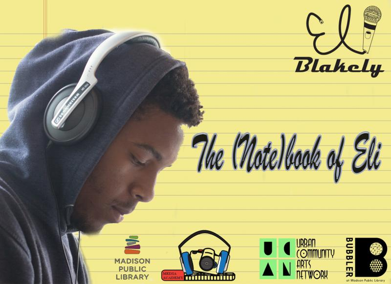 "2018 Media Academy Album: ""The Book of Eli"" by Eli Blakely"