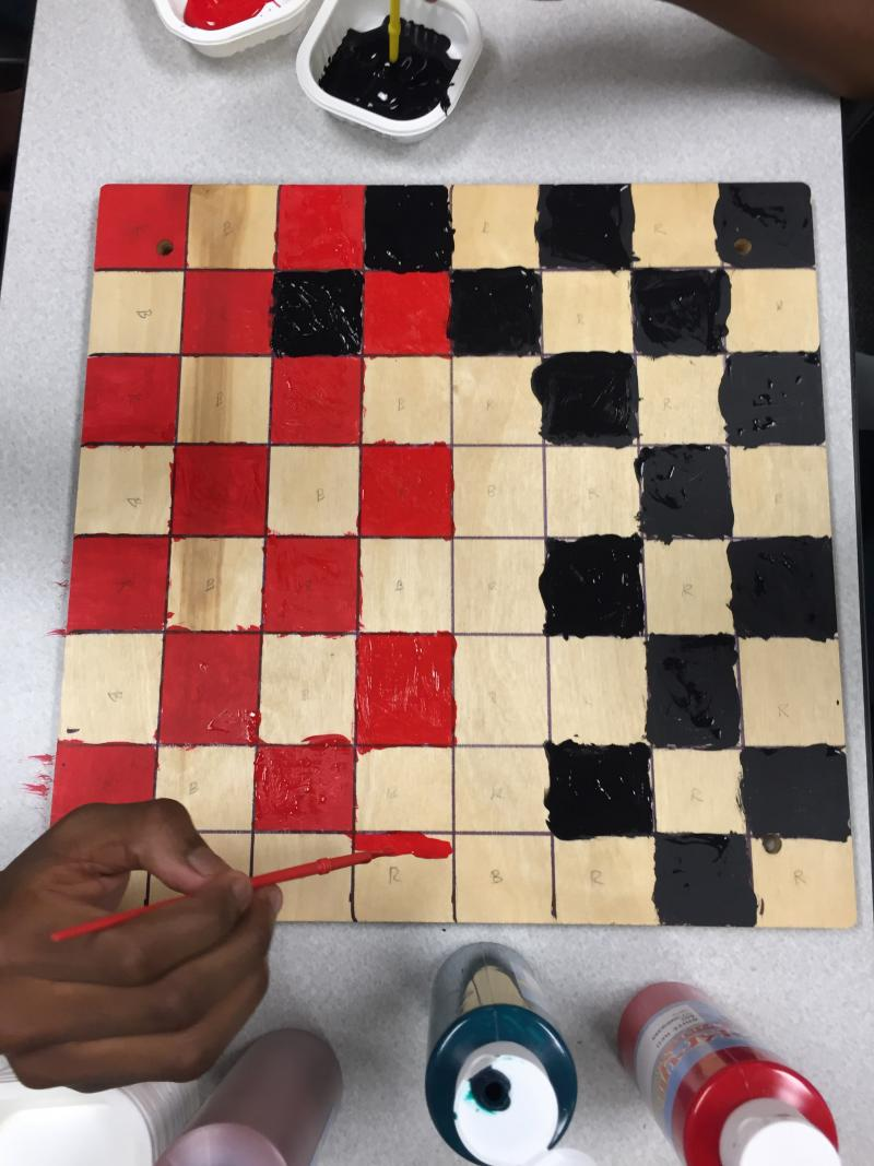 Chess from scratch