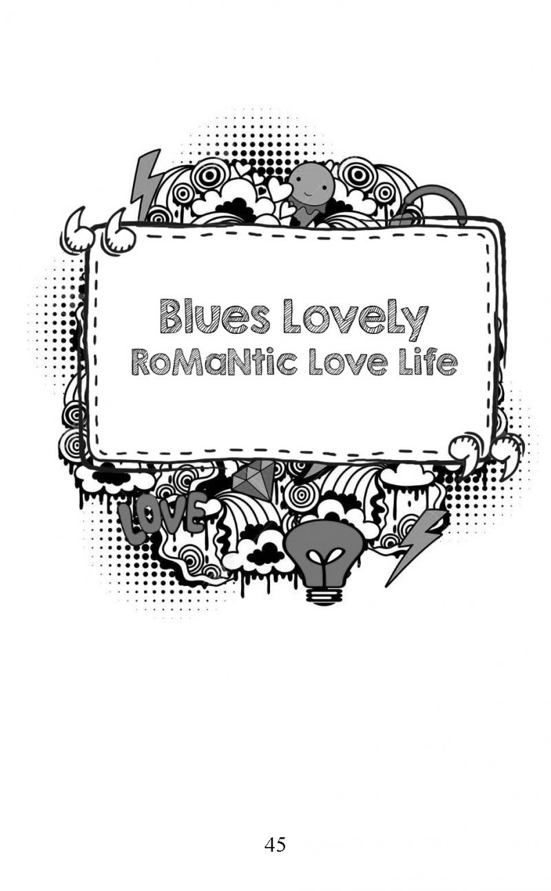 """Blues Lovely Romantic Love Life"" short stories"