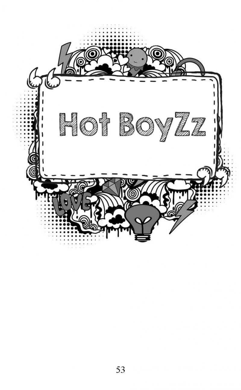 """Hot Boyzz"" short story"