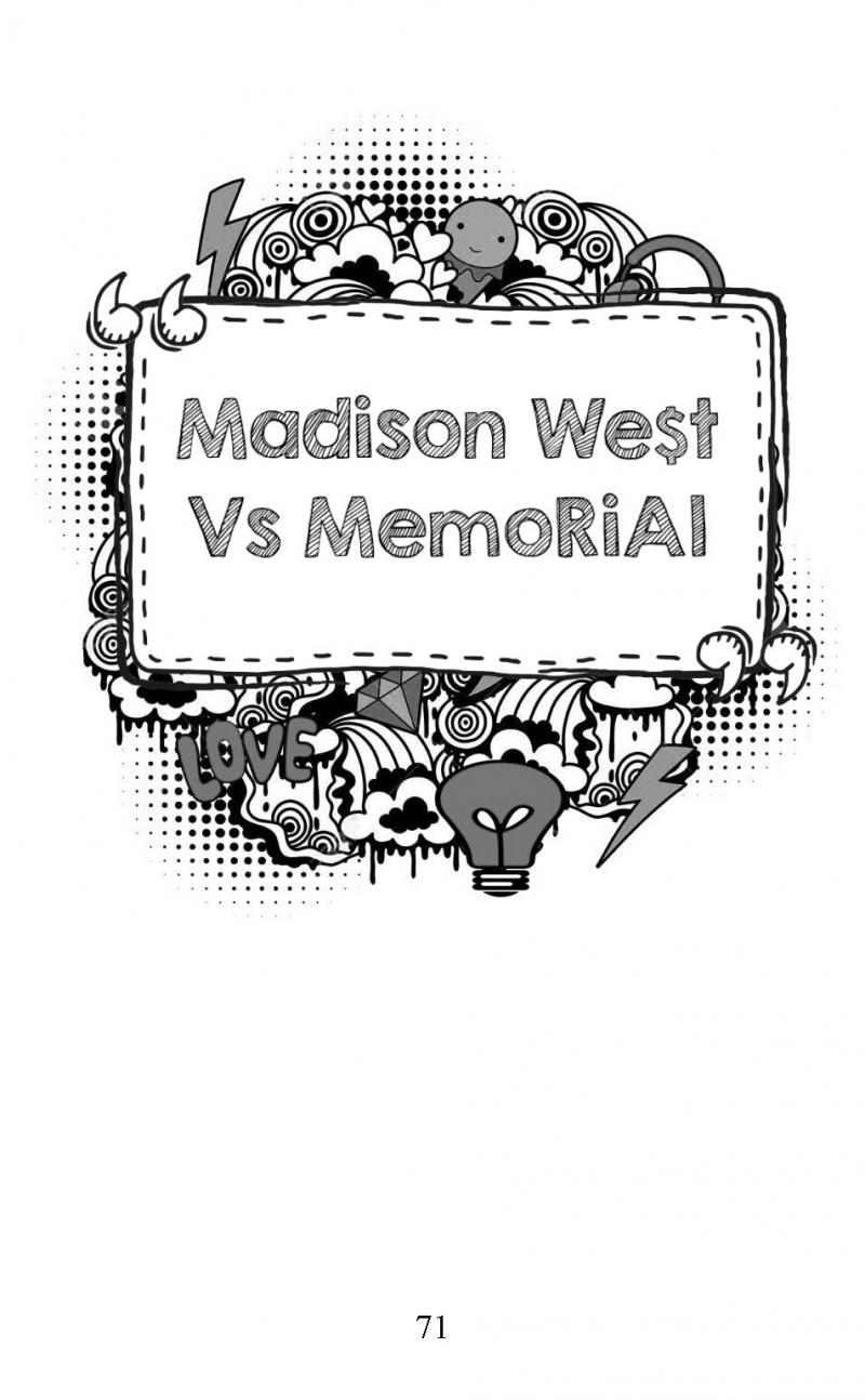 """Madison West vs Memorial"" short story"