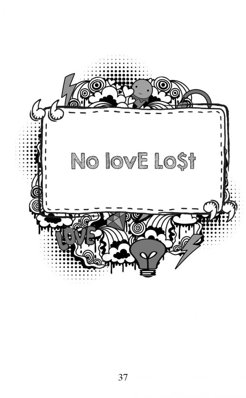 """No Love Lost"" short stories"