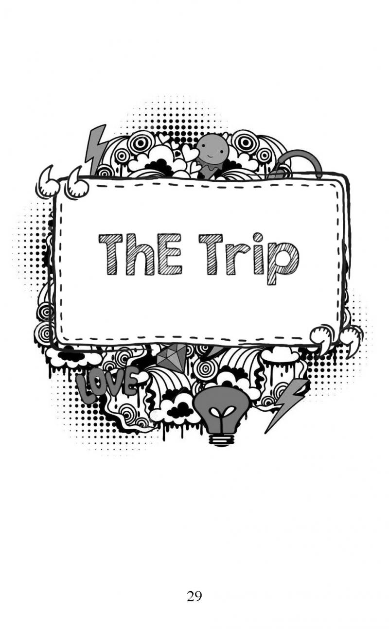 """""""The Trip"""" short story"""