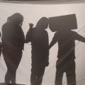 Shadow Projection Video Exhibition