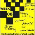 Week 8 sign-in sheet